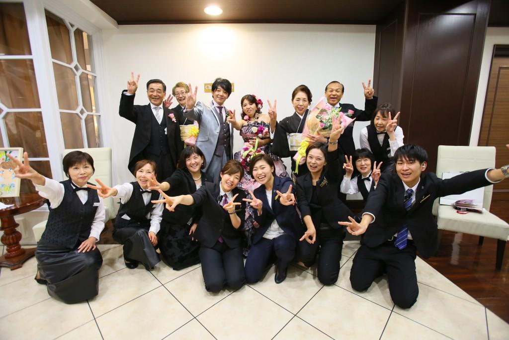 マリエール太田スタッフ一同お二人の末永いお幸せをお祈り申し上げております♡