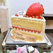 ウェディングケーキ オリジナル