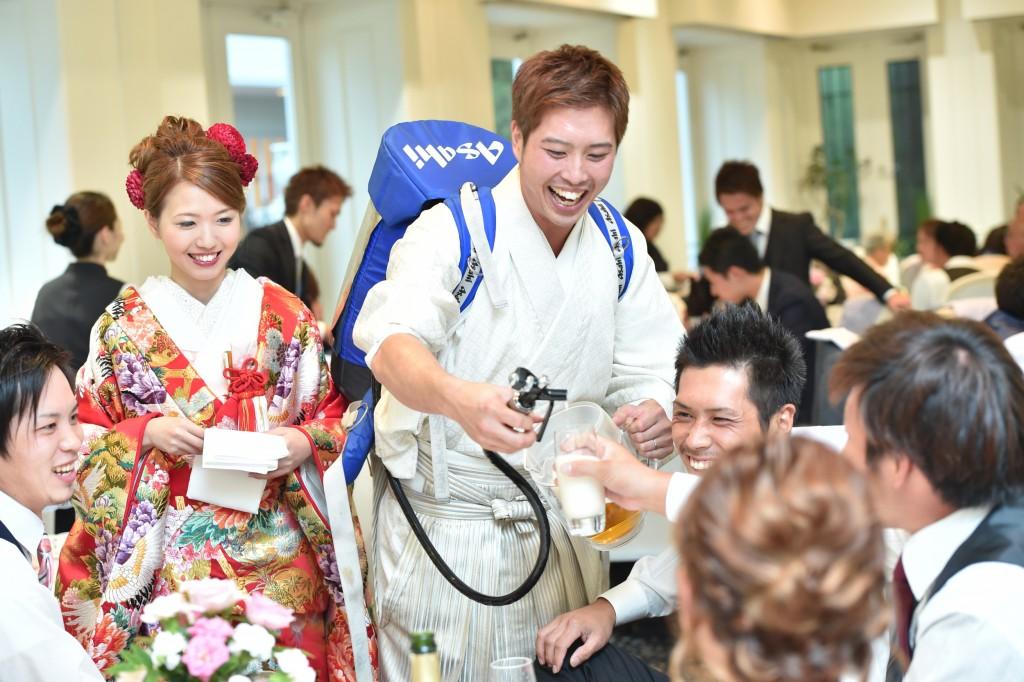 もちろん、ゲストの方々も笑顔でいっぱいになります♪♪