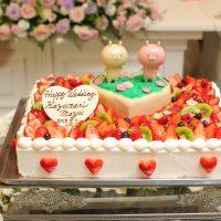 うさまるケーキ♡