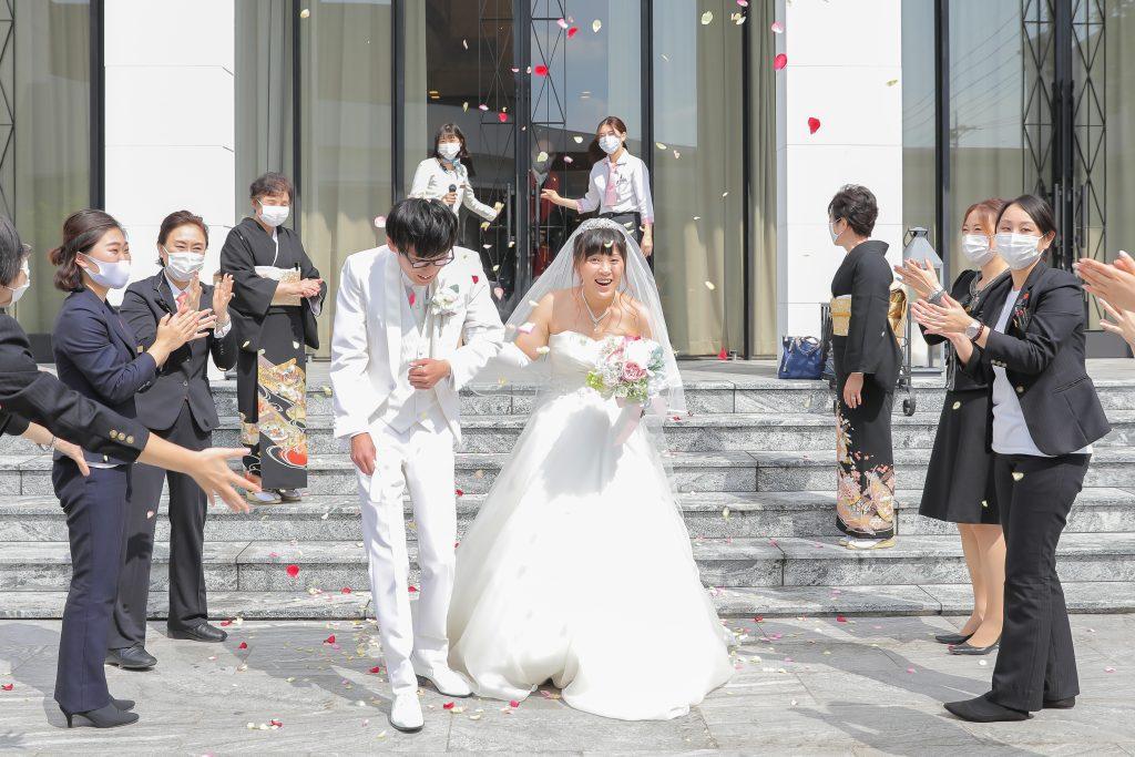 HAPPY WEDDING♡!